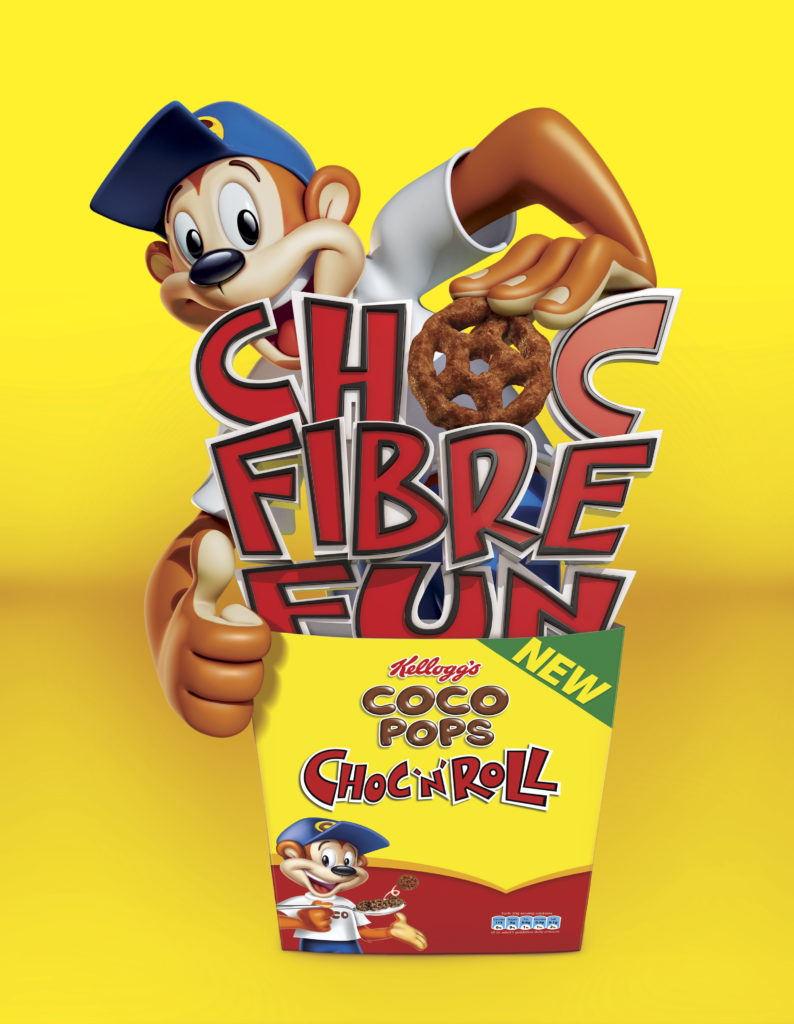 cgi Coco Monkey character