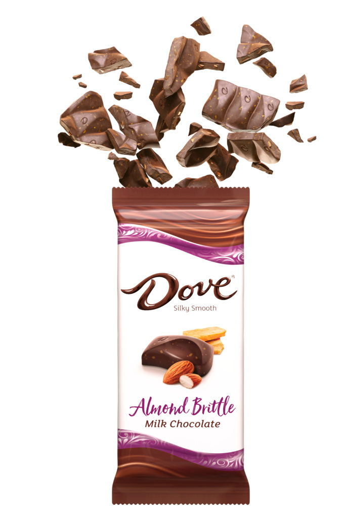 cgi milk and nuts chocolate bar boom cgi london