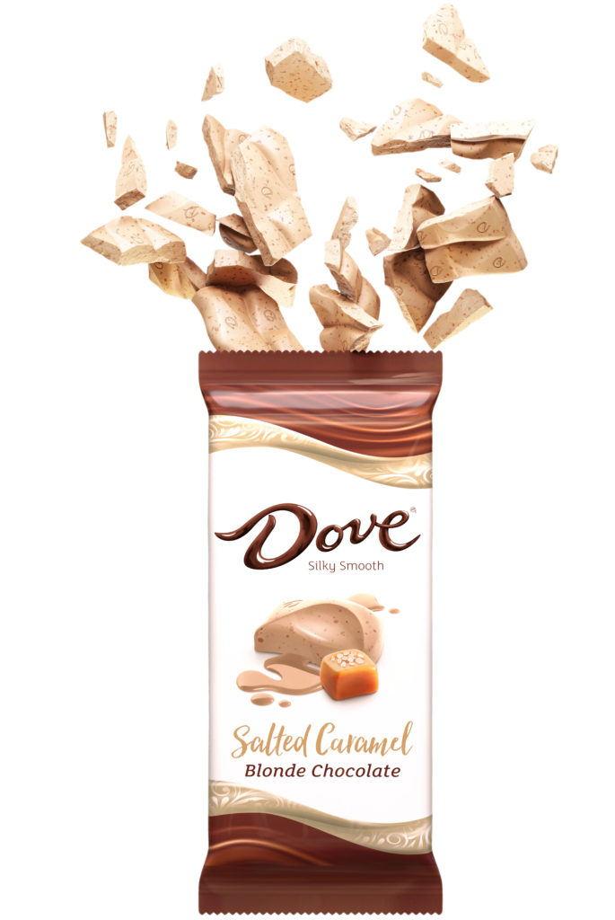 cgi dove chocolate bar exploding