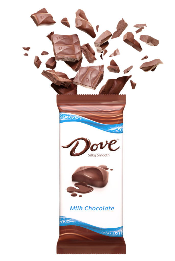 cgi milk chocolate bar exploding